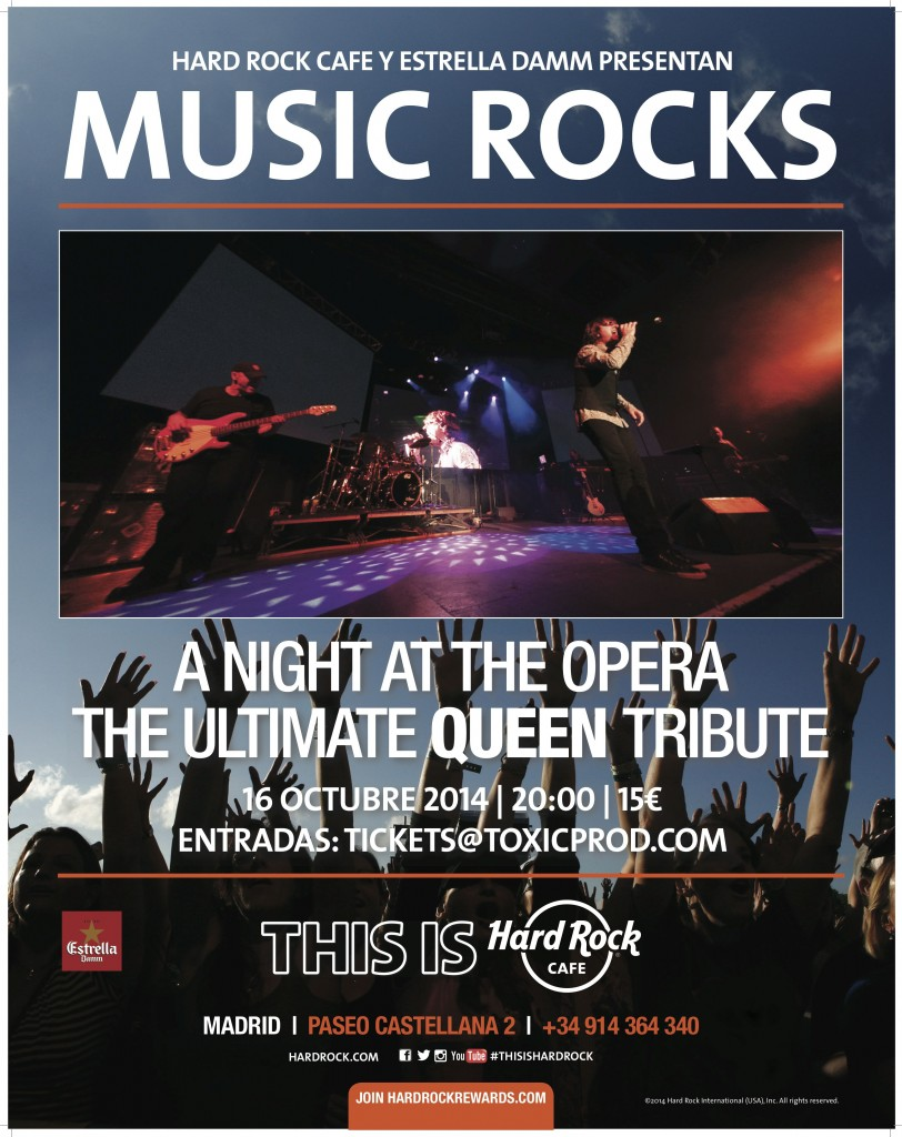 7547 - HRC 6719 - MADRID - MUSIC ROCKS (OCTOBER) - 56x71cm copy